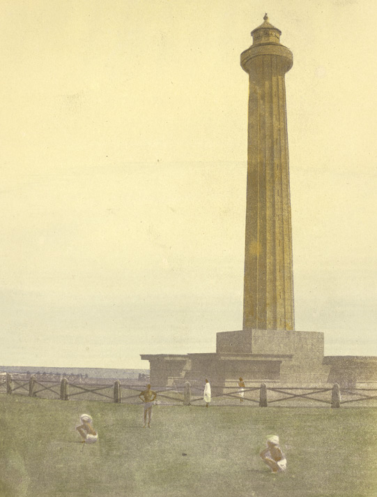 Light-house, [Esplanade], Madras